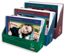 [Units of Study in Argument, Information, and Narrative Writing Middle School Series, Grades 6-8](http://heinemann.com/products/E05375.aspx)